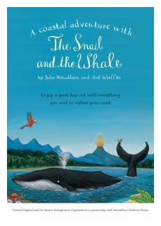 A coastal adventure with The Snail and the Whale
