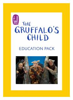 'The Gruffalo's Child' education pack