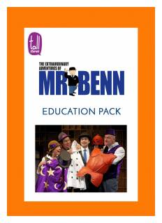 'Mr Benn' education pack
