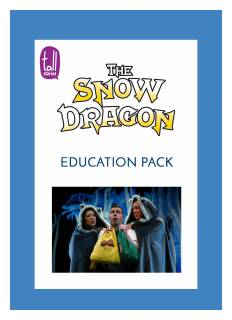 'The Snow Dragon' education pack
