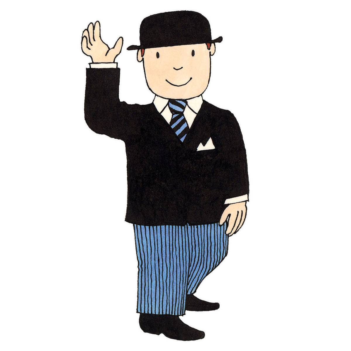 Picture Of Room Tall Stories The Extraordinary Adventures Of Mr Benn