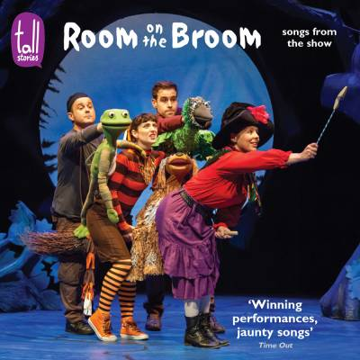 Room on the Broom: CD of songs from the show