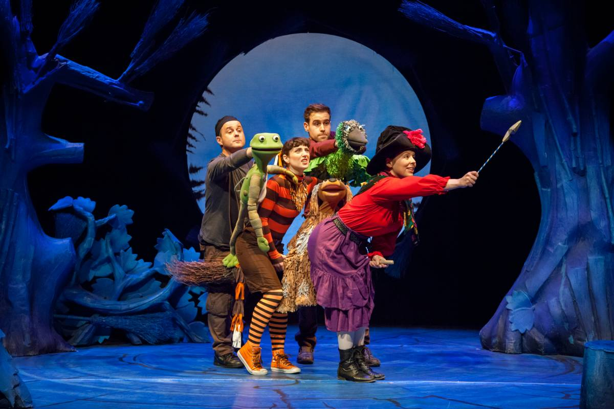 tall stories room on the broom live